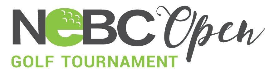 NEBC Golf Tournament logo