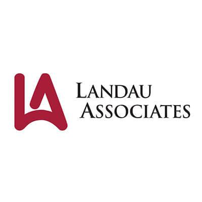 Landau Associates logo