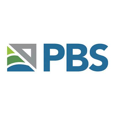 EBC sponsor PBS's logo